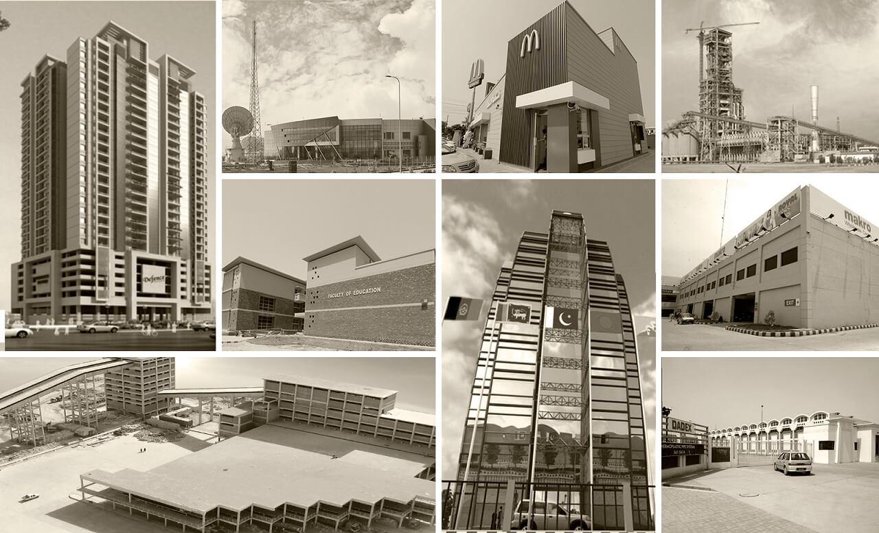 Banu Mukthar - Construction Company Pakistan