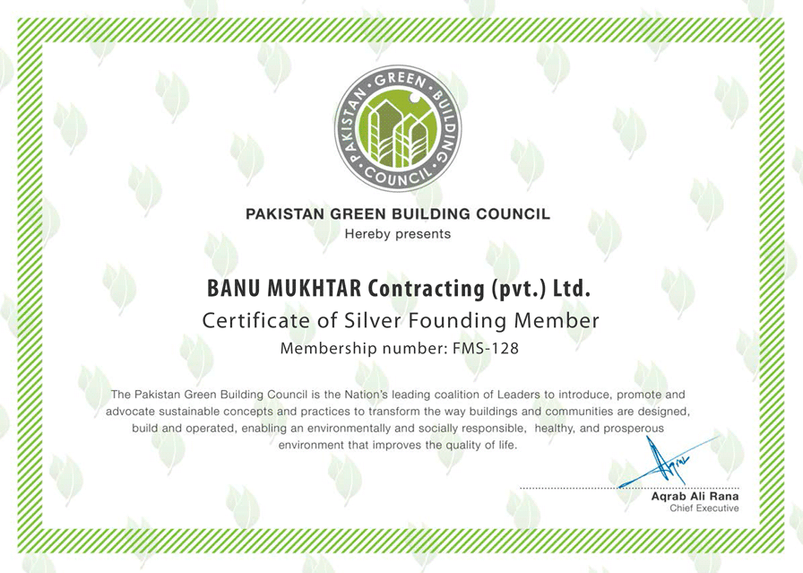 Leed Workshop Organized By Pakistan Green Building Counsel