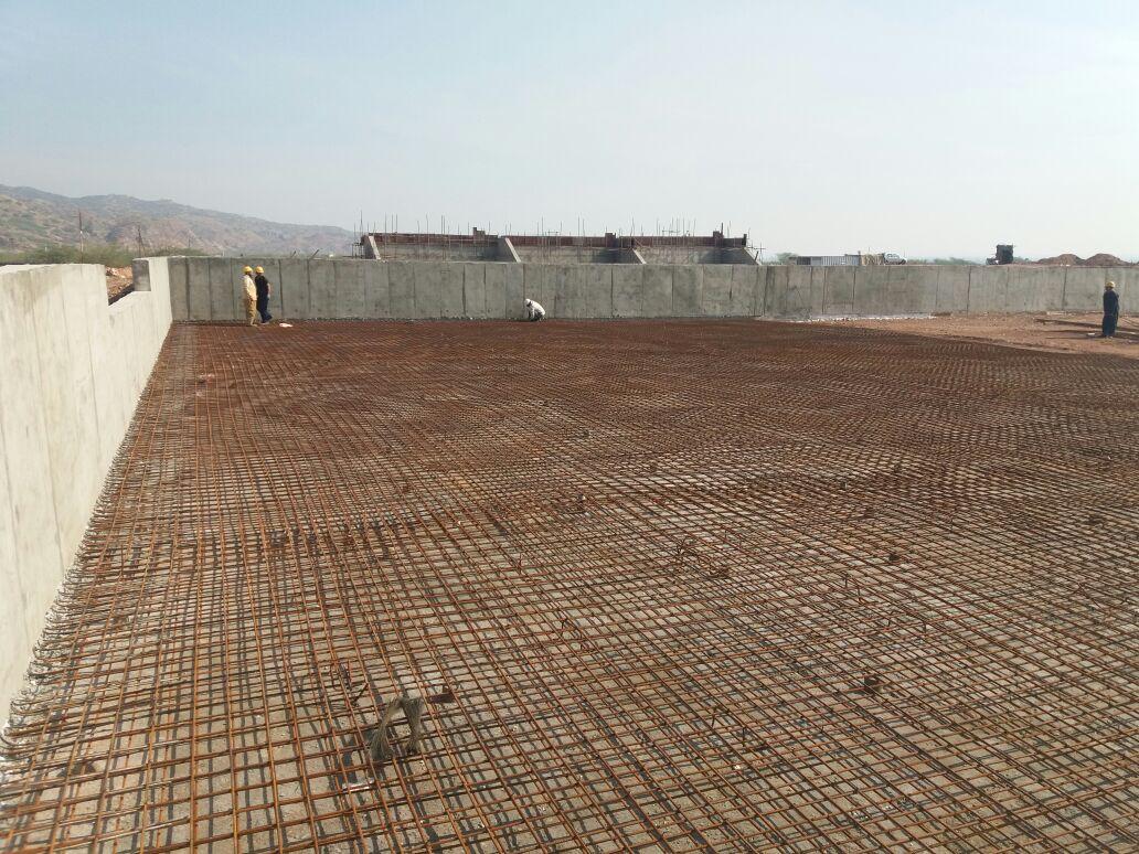 ICI Pakistan- Soda Ash Plant, Khewra – Banu Mukhtar